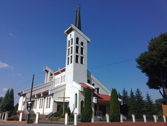 Parafia pw. Matki Bożej Szkaplerznej w Stubnie